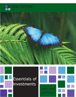 EBOOK  Essentials of Investments  Global Edition