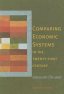 Comparing Economic Systems in the Twenty first Century PDF