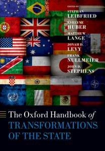 The Oxford Handbook of Transformations of the State PDF