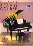 Alfred's Basic Adult Piano Course Lesson Book