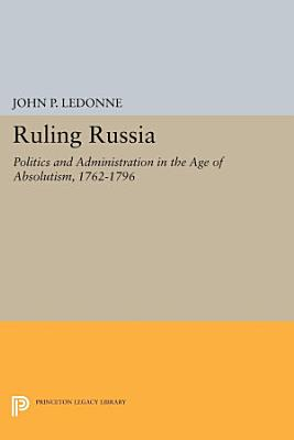 Ruling Russia PDF