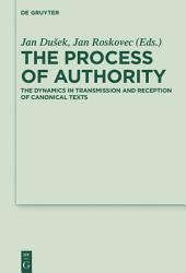 The Process Of Authority Book PDF