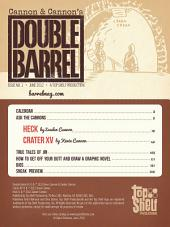 Double Barrel #1: Issue 1