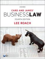 Card and James  Business Law PDF