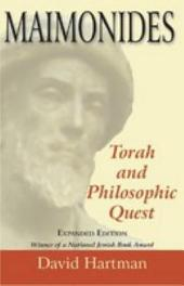 Maimonides: Torah and Philosophic Quest (Expanded Edition)