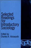 Selected Readings for Introductory Sociology PDF