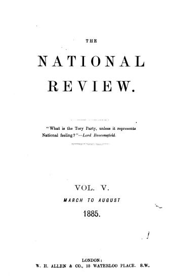 National and English Review PDF