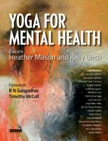 Yoga for Mental Health PDF