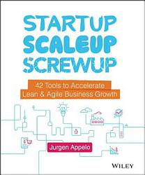 Startup Scaleup Screwup Book PDF