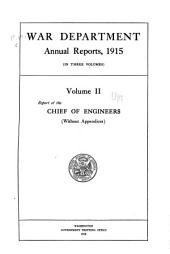 Annual Reports of the War Department: Volume 2