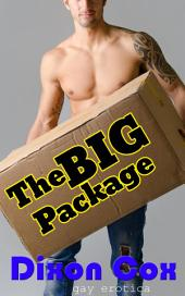 The Big Package: (Gay delivery man erotica)