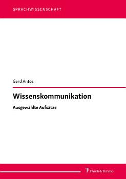 Wissenskommunikation PDF