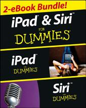 iPad & Siri For Dummies eBook Set