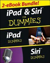 iPad & Siri For Dummies eBook Set