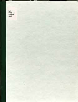 Annual Newsletter PDF