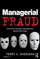 Managerial Fraud PDF