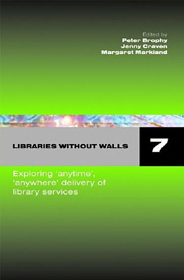 Libraries Without Walls 7 PDF