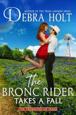 The Bronc Rider Takes a Fall