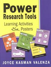 Power Research Tools: Learning Activities & Posters
