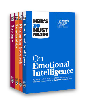HBR s 10 Must Reads Leadership Collection  4 Books   HBR s 10 Must Reads  PDF