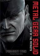 Metal Gear Solid  Guns of the Patriot PDF