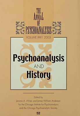 The Annual of Psychoanalysis  V  31 PDF
