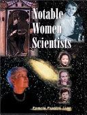 Notable Women Scientists PDF
