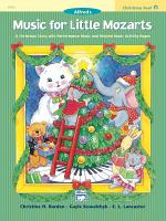 Music for Little Mozarts  Christmas Fun Book 2 PDF