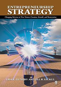 Entrepreneurship Strategy Book