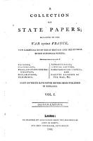 A Collection of State Papers Relative to the War Against France Now Carrying on by Great Britain and the Several Other European Powers     PDF