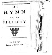A Hymn to the Pillory: Volume 9