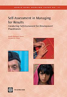 Self Assessment In Managing For Results Book