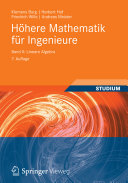 H  here Mathematik f  r Ingenieure Band II PDF