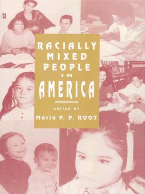 Racially Mixed People in America PDF