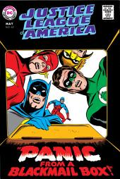 Justice League of America (1960-) #62