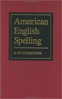 American English Spelling PDF