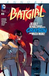 Batgirl Annual (2011-) #3