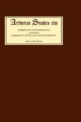 Ulrich Von Zatzikhoven s Lanzelet PDF