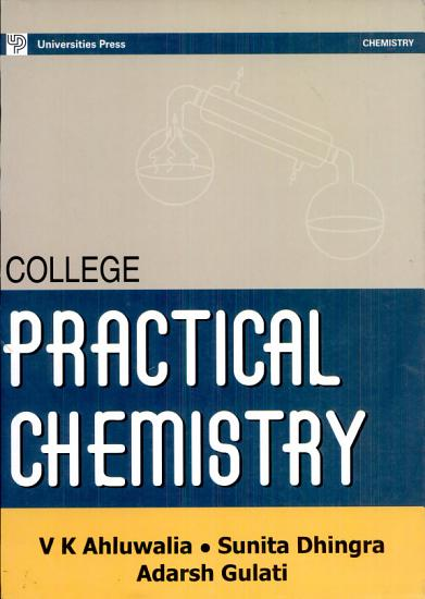 College Practical Chemistry PDF