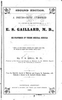 A Pseudo critic Unmasked in a Review of the Writings of E S  Gaillard     PDF