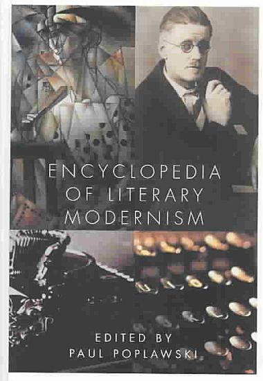 Encyclopedia of Literary Modernism PDF
