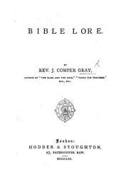 Bible Lore