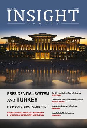 Insight Turkey 2016         Fall 2016  Vol  18  No 4
