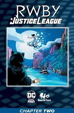 RWBY/Justice League (2021) #2