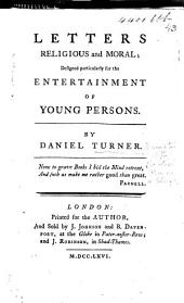 Letters, Religious and Moral, etc