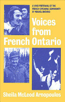 Voices from French Ontario PDF