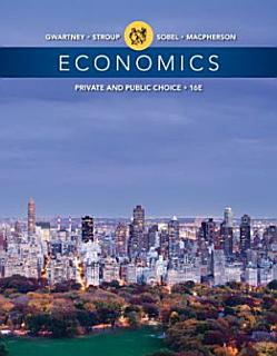Economics  Private and Public Choice Book