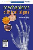Mechanisms of Clinical Signs   E Book PDF