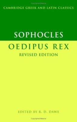 Sophocles  Oedipus Rex