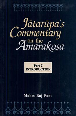 J  tar  pa s commentary on the Amarako   a  Introduction